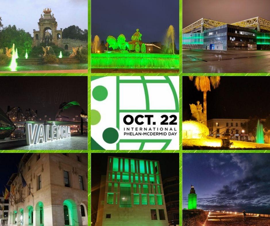El mundo se tiñó de verde el pasado 22 de Octubre